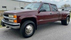 1997 Chevrolet C/K 3500 Crew Cab Dually 4x4 Pickup