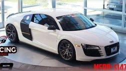 2010 Audi R8 4.2 quattro