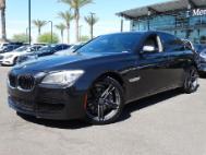 2012 BMW 7 Series i