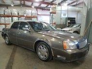 2001 Cadillac DeVille Base