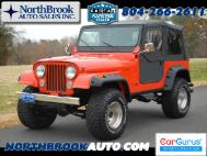 1983 Jeep CJ-7 Base