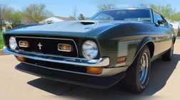 1971 Ford Mustang NUMBERS MATCHIN