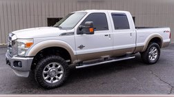 2011 Ford Super Duty F-250 Lariat