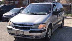 2002 Chevrolet Venture Base Extended