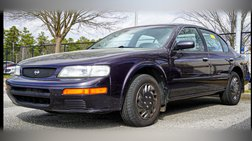 1995 Nissan Maxima GLE