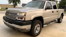 2005 Chevrolet Silverado 2500HD Work Truck