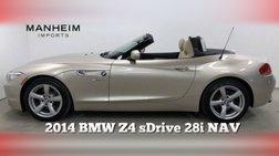 2014 BMW Z4 sDrive28i