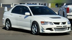 2003 Mitsubishi Lancer Evolution Base
