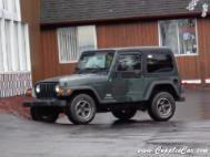2004 Jeep Wrangler Sport RHD