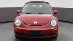 2008 Volkswagen New Beetle 2.5