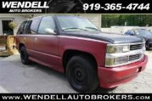 2000 Chevrolet Tahoe Limited/Z71 Limited
