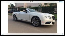 2015 Bentley Continental GTC V8 S Base