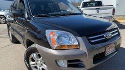 2008 Kia Sportage EX