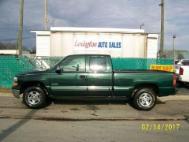 2002 Chevrolet Silverado 1500 LS Extended Cab