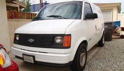 1989 Chevrolet Astro Cargo Van Base