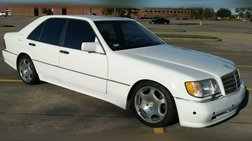 1992 Mercedes-Benz 300-Class 300 SE