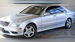 2005 Mercedes-Benz S-Class S 500 4MATIC
