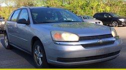 2005 Chevrolet Malibu Maxx LS