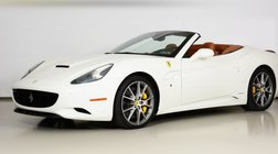 2014 Ferrari California Base