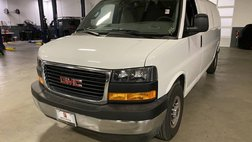 2020 GMC Savana Passenger LT 3500