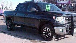 2015 Toyota Tundra SR5 5.7L V8 CrewMax 4WD