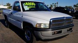 2001 Dodge Ram 1500 WS Reg. Cab Short Bed 2WD