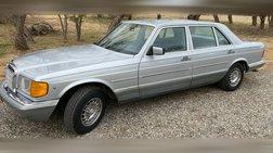 1982 Mercedes-Benz 380-Class 380 SEL