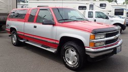 1996 Chevrolet C/K 1500 EXT Cab 4X4 Only 53k Miles