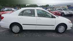 2008 Toyota Corolla 4dr Sdn Man CE