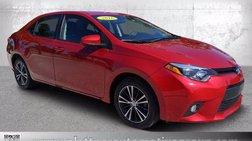 2016 Toyota Corolla LE Premium