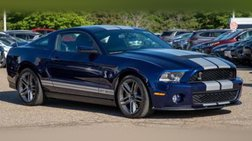 2012 Ford Shelby GT500 Base