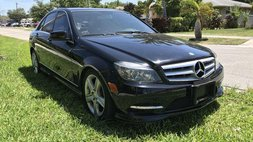 2011 Mercedes-Benz C-Class C 300 4MATIC Luxury