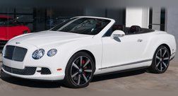 2013 Bentley Continental GT W12