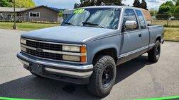 1993 Chevrolet C/K 1500 Short Bed