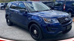 2018 Ford Explorer Police Interceptor