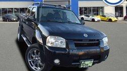 2002 Nissan Frontier SE-V6
