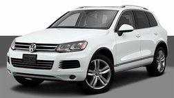 2014 Volkswagen Touareg Executive