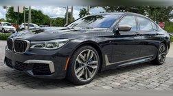 2017 BMW 7 Series M760i xDrive