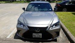2020 Lexus ES 350 F SPORT