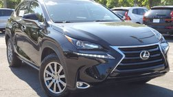 2017 Lexus NX 200t NX Turbo