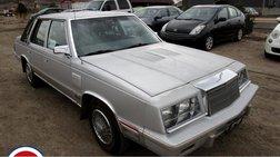 1985 Chrysler New Yorker Base