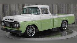 1959 Ford F-100 Pickup Truck Resto Mod Restored AC