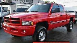 2001 Dodge Ram 2500 SPORT