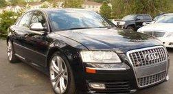 2008 Audi S8 quattro