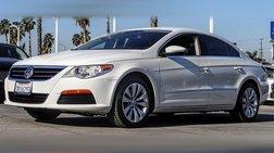2012 Volkswagen CC Sport
