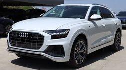 2021 Audi Q8 3.0T quattro Prestige