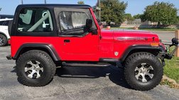 1990 Jeep Wrangler S