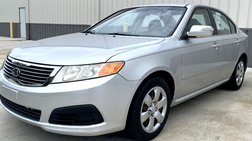 2009 Kia Optima 4dr Sdn LX
