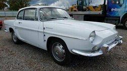 1964 Renault 1964 RENAULT CARAVELLE CONVERTIBLE EURO CLIO