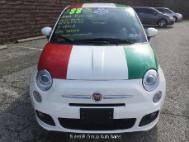 2012 Fiat 500 Sport